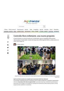 thumbnail of AgroNotizie – Controllo della flora infestante, una nuova proposta